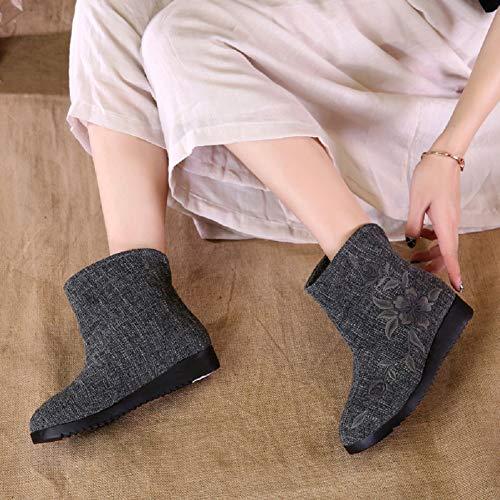 Grey Lazutom Stivali Da Neve Donna qSPwFA