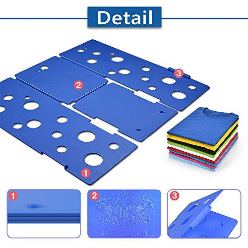 how to make a box shirt folder