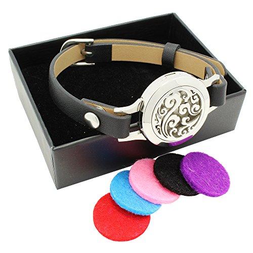 AromaRain Breeze Essential Diffuser Bracelet