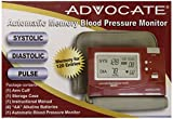 Advocate KD-5750 L Arm Blood Pressure Monitor, Large Cuff