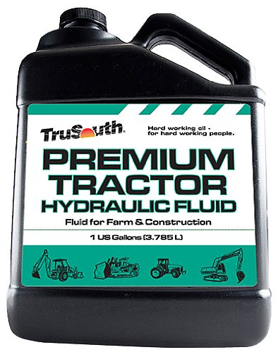ford tractor hydraulic fluid - 2