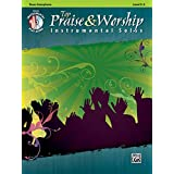 Top Praise and Worship Instrumental Solos: Tenor Sax, Book and CD