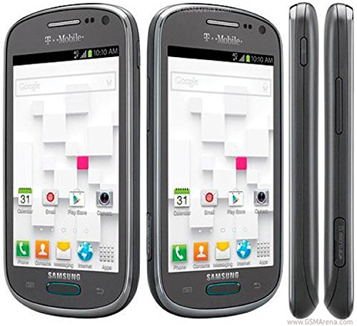 International Samsung Galaxy Exhibit T599