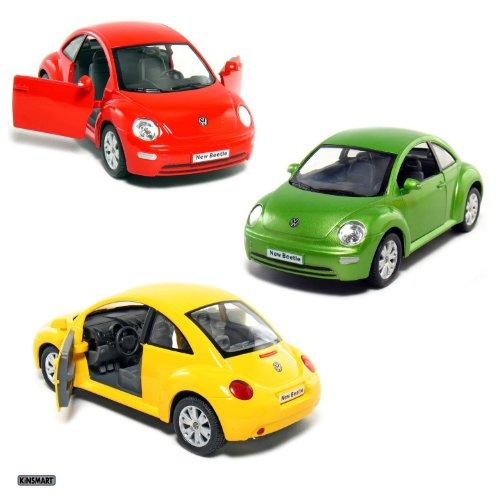 Vw Beetle Toy Car - 5