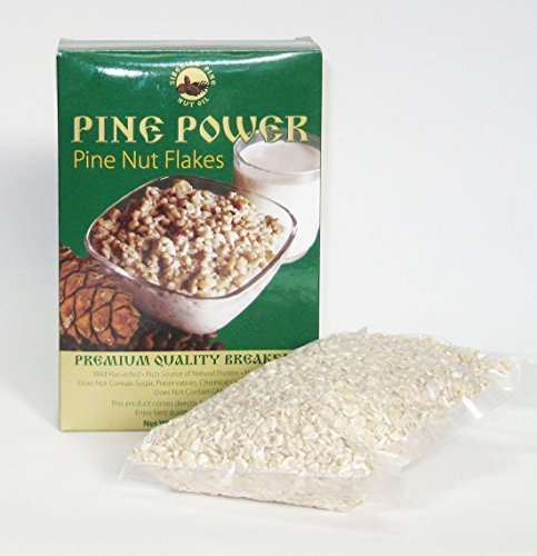 Pine nut flakes - PINE POWER. 17.5 oz./500 g. Raw product. Pressed from wild harvested, organic pine nuts. by Siberian Pine Nut Oil (Image #9)