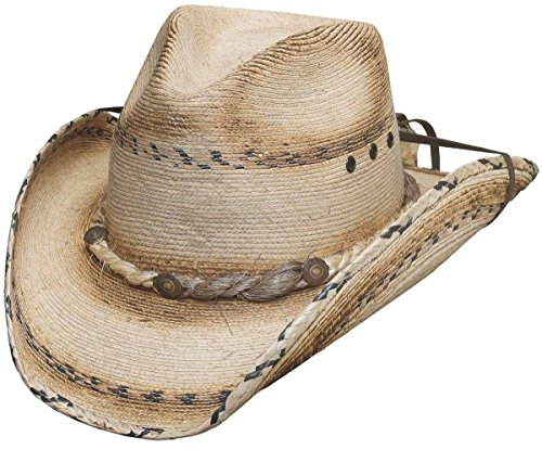 - Bullhide Hats 2851 Running Iron 15X Extra Large Natural Cowboy Hat