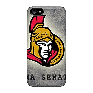 ZZp6429HZRk Anti-scratch Cases Covers StaceyBudden Protective Ottawa Senators Cases For Iphone 5/5s