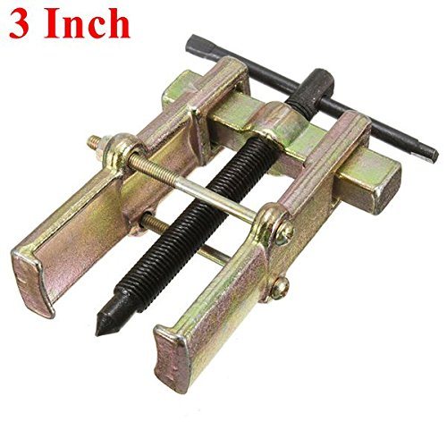 3 Inch 75mm Two Jaw Arm Bolt Gear Wheel Bearing Puller Car A