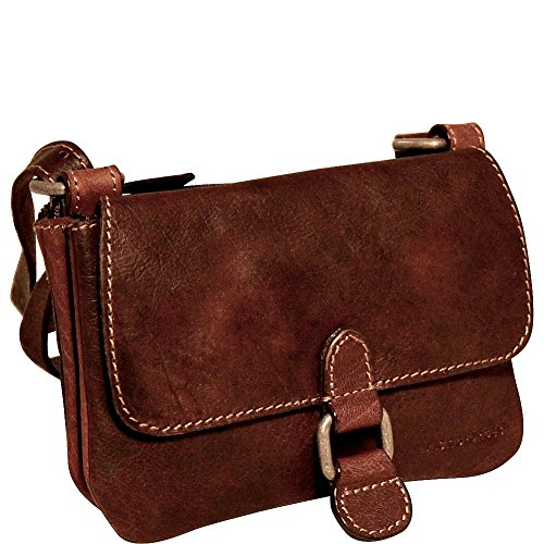 Small bag Voyager Brown Crossbody Jack Georges Fq6xnwEUOx