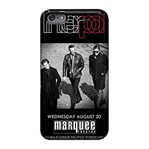 Iphone 6 Qqy12163udwn Provide Private Custom Vivid Interpol Band Pictures Protector Cell-phone Hard Cover -ErleneRobinson