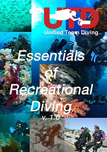 Unified Team Diving (5thD-X) Essentials of Recreational Diving DVD
