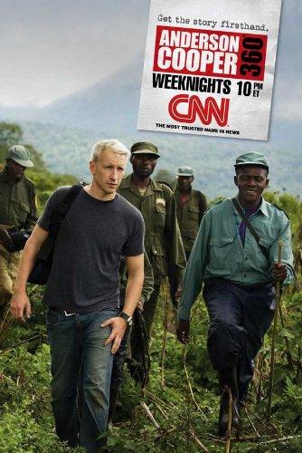 Anderson Cooper 360° (TV) - Movie Poster - 11 x 17 Inch (28cm x 44cm)