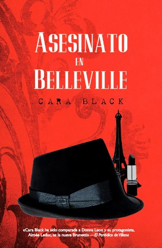 Asesinato en Belleville (Bonus) (Spanish Edition) by [Black, Cara]