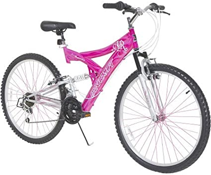 Dynacraft 26 in Womens Air Blast Bike with Dual Suspension
