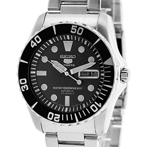 buy popular 7403f 962fa SEIKO 5 SPORTS Automatic watch made ??in Japan SNZF17J1 Mens
