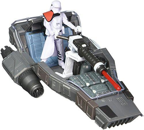 Star Wars At-at Walker Toy (Star Wars E7 First Order Snowspeeder Action Figure)