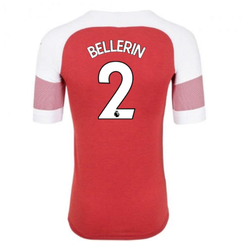 4626fc0abc807 2018-2019 Arsenal Puma Home Football Soccer T-Shirt Camiseta (Hector  Bellerin 2