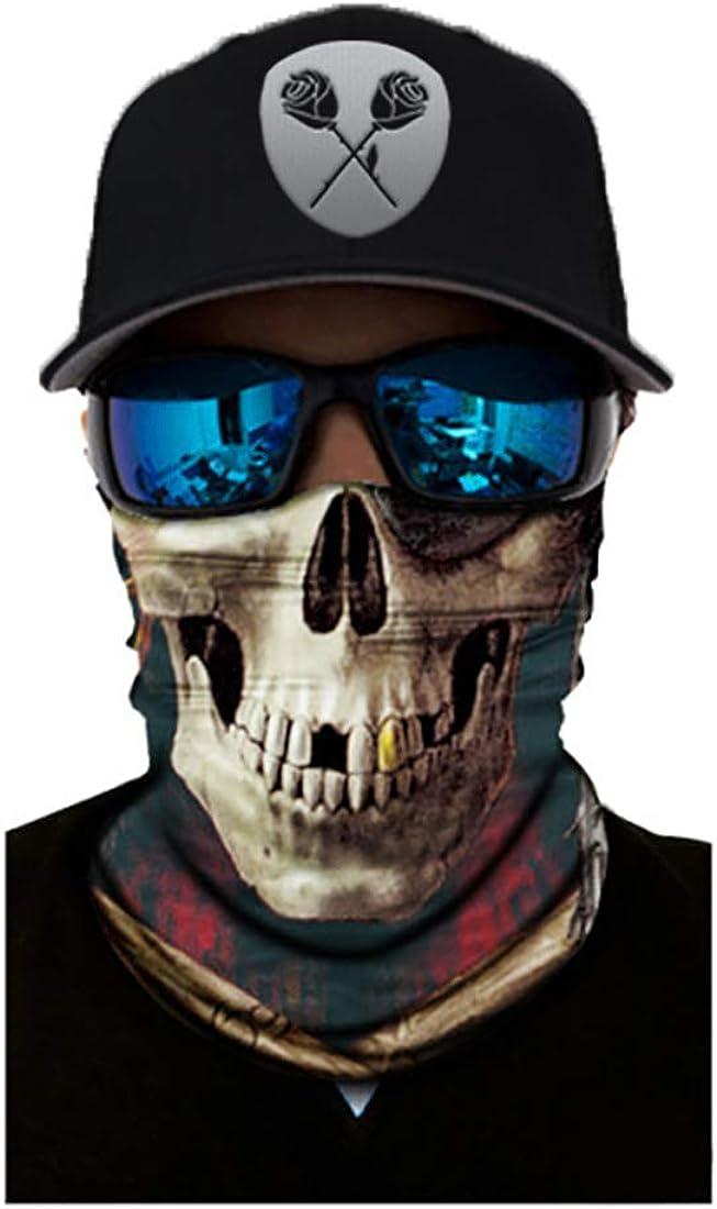 Black Roses Multifunktionstuch Herren /& Damen Wind Face Shield Motorrad Gesicht Mundschutz Lustig Skull Maske Chopper Mund-Tuch Halsschlauch Halstuch mit Motiv Atmungsaktiv /& Schnelltrocknend