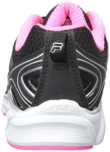 Fila umbral 3 Zapatilla deportiva Black/Knock Out Pink/White