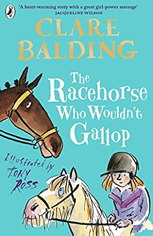 book cover of The Racehorse Who Wouldn\'t Gallop