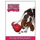 Kong PW1 Kong Wobbler Dog Toy, My Pet Supplies