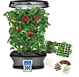Great new LED Technology Miracle-Gro AeroGarden ULTRA LED with Gourmet Herb Seed Kit and Seed Starting System