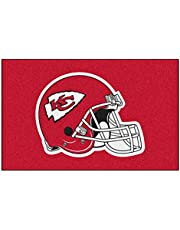 Fanmats NFL Kansas City Chiefs Nylon Rug