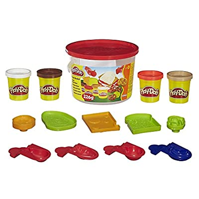 Play-Doh Picnic Bucket Playset: Toys & Games