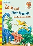 Zack und seine Freunde. Dino-Abenteuergeschichten: Allererstes Lesen (Der Bücherbär - Allererstes Lesen)