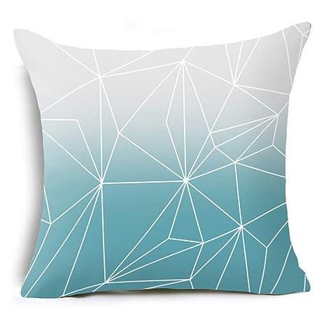 Amazon.com: wintefei - Funda de almohada con diseño ...