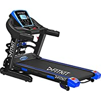 Fitkit FT062 7-in-1 Motorized Multi Functional Treadmill