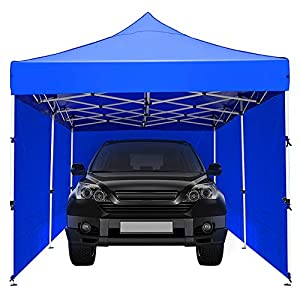 ZDYLM-Folding Car Garage Tent with Waterproof Material