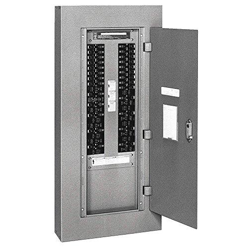 SCHNEIDER ELECTRIC Panelboard Interior Nf 600-Amp Mlo 42Ckt 3P NF442L6C Molded Case Circuit Breaker 480V 80A