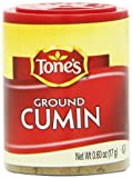 Tone's Mini's Cumin, Ground, 0.60 Ounce (Pack of 6)