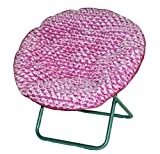 Molly 'n me Wave Fur Snuggle Chair - Colors May Vary