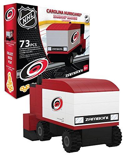 OYO Sports NHL Buildable Zamboni Carolina Hurricanes