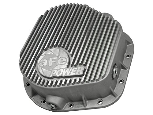 aFe Power 46-70020 Ford F-250/F-350/Excursion Rear Differential Cover (Raw; Street Series)