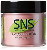 SNS dipping powder no odor, no liquid, Mo primer, and no UV light needed. Easy application, light weight and durable , looks and feels natural , vitamins and calcium fortified, formaldehyde, toluene and DBP free, 14 days manicure with a mirro...
