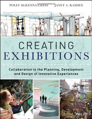 [ CREATING EXHIBITIONS: COLLABORATION IN THE PLANNING, DEVELOPMENT, AND DESIGN OF INNOVATIVE EXPERIENCES ] By McKenna-Cress, Polly ( Author) 2013 [ Paperback ]