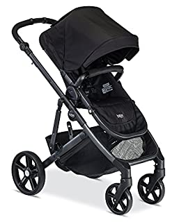 Britax's B-Ready G2 is the ultimate stroller for families with ever-changing needs. The modular design has an adjustable handlebar height and 12 seating options to adapt to your family's needs with multiple seats, a bassinet or infant car seat (sold ...