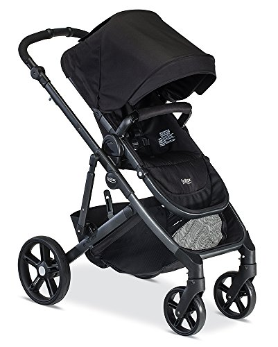 Britax 2017 B-Ready Stroller, Black by Britax USA