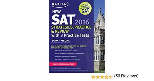 Workbook algebra balance scales worksheets : Kaplan New SAT 2016 Strategies, Practice and Review with 3 ...