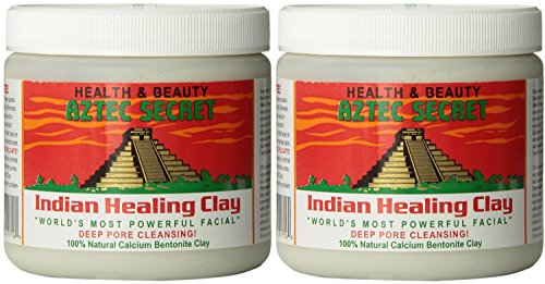 Buy now Aztec Secret Indian Healing Clay Deep Pore Cleansing, 1 Pound