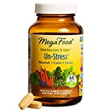MegaFood - Un-Stress, An Antioxidant for the Maintenance of Good Health, 60 Count