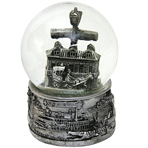 New Orleans French Quarter Snowglobe Snowglobe Decoration