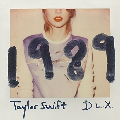 Price comparison product image Taylor Swift 1989 (CD + DVD Deluxe Edition)