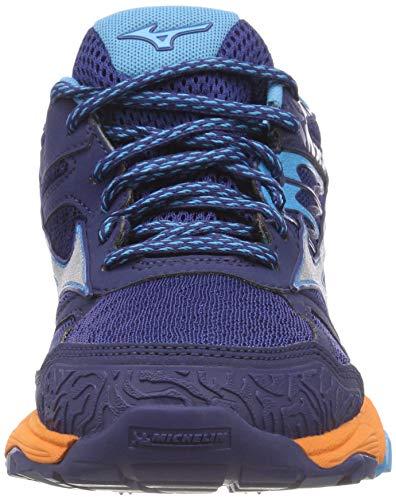 Sneakers 001 Gtx Multicolore Femme Basses Mujin Wave silv estblue Mizuno 5 hawaiiocean 1aZwqIZP