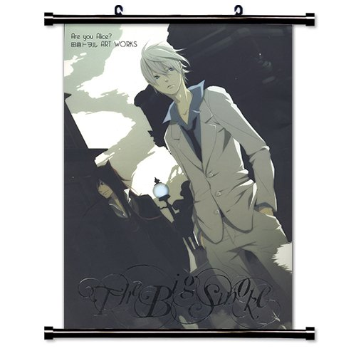 Are You Alice Anime Fabric Wall Scroll Poster (32 x 44) Inches