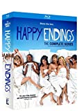 DVD : Happy Endings - The Complete Series - BD [Blu-ray]