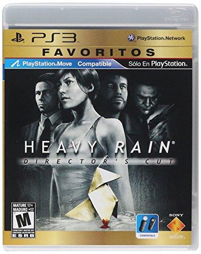 Heavy Rain Director's Cut - PlayStation 3 - Favoritos Edition
